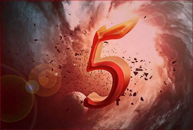 数字能量有5,数字能量学5代表什么