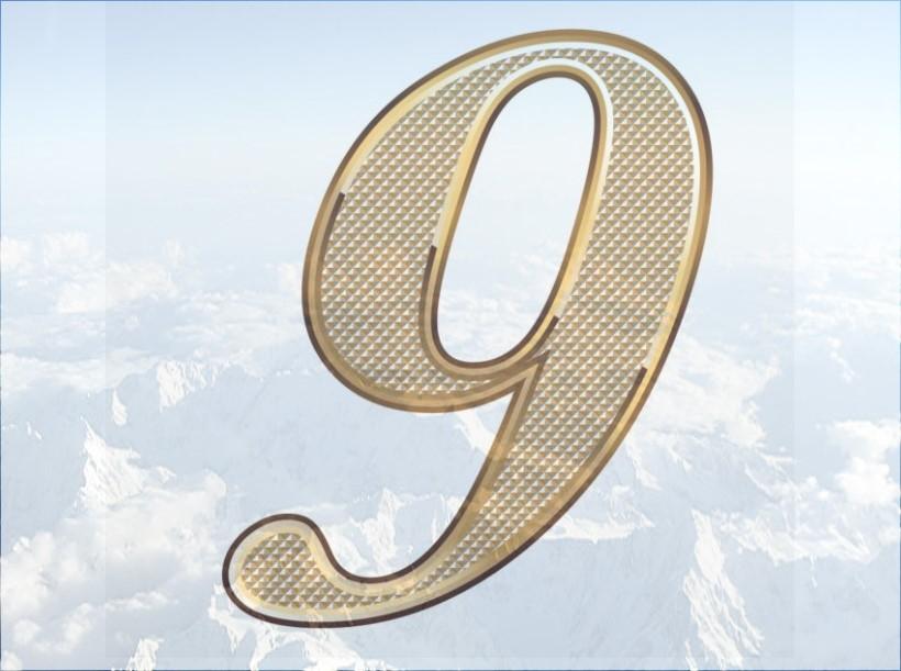 9数字能量学,数字能量学9号人