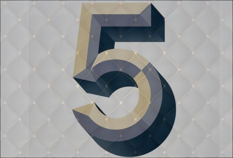 5数字能量学代表什么?数字能量5的运用