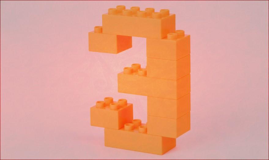 数字能量学3代表什么?3的数字能量